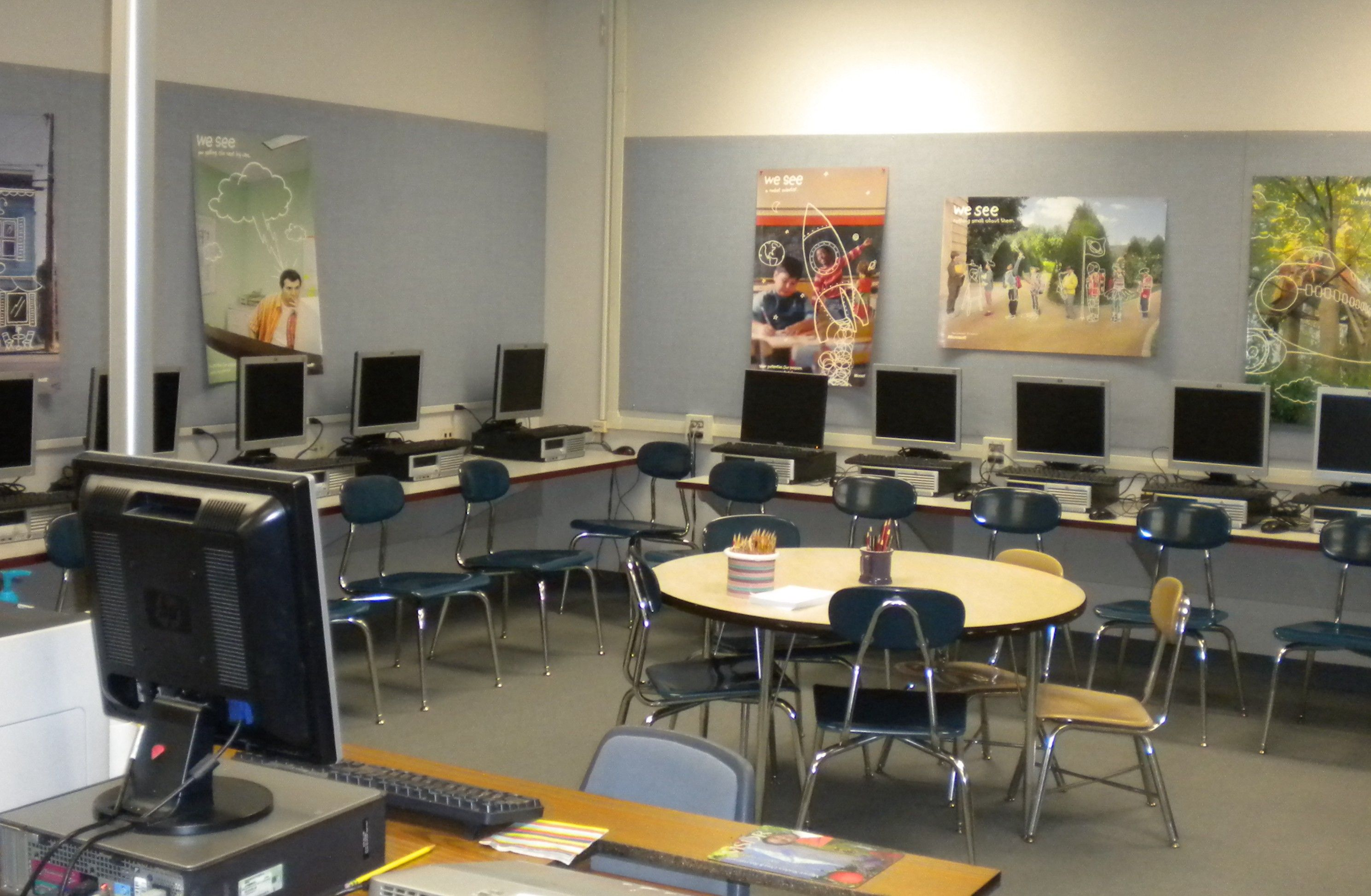 Innovative English Classrooms ~ Classrooms of the world daily edventures