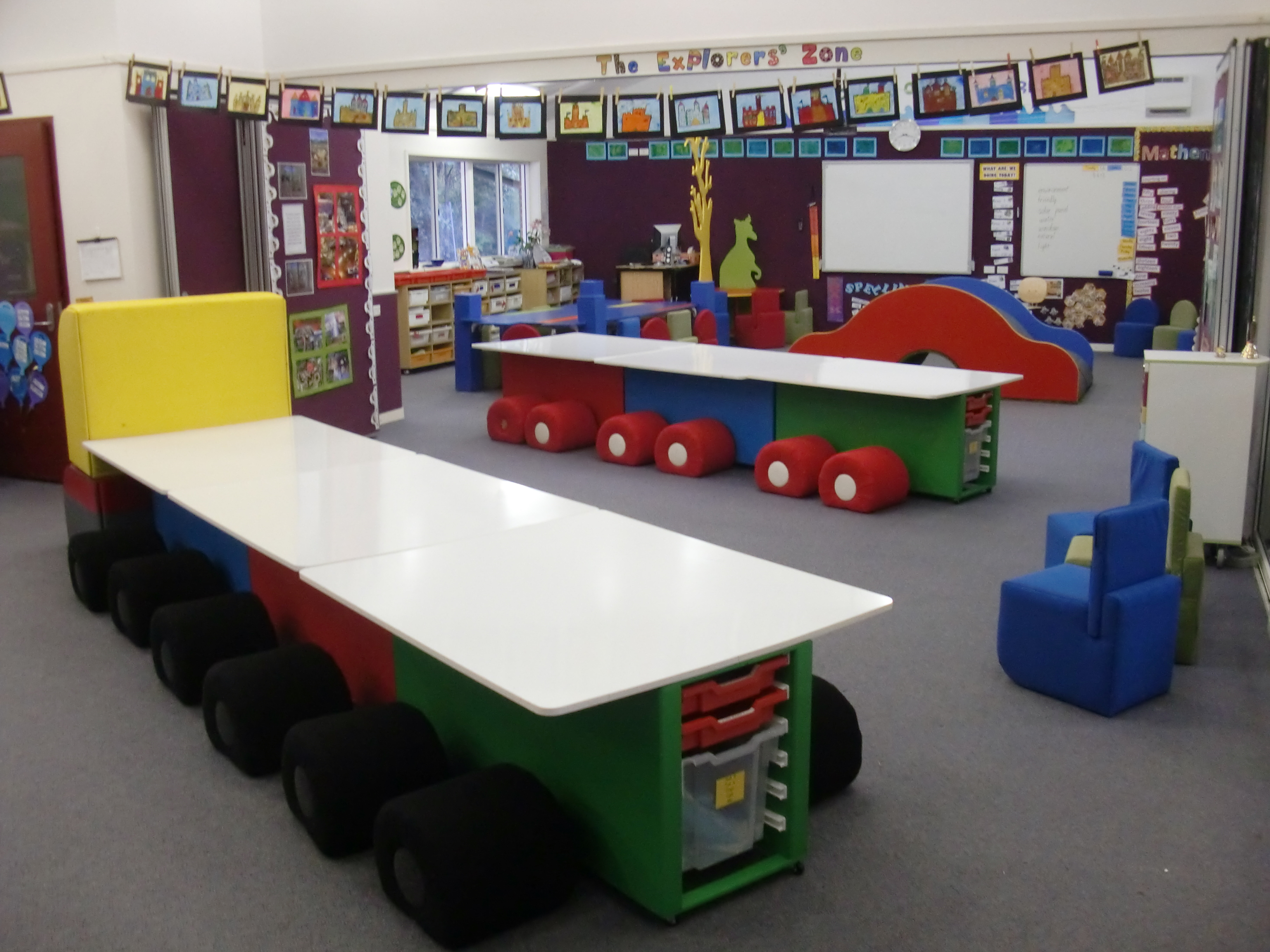 Innovative Primary Classrooms ~ Classrooms of the world daily edventures