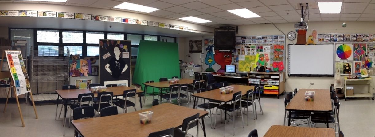 The gallery for --> Empty Elementary Classroom