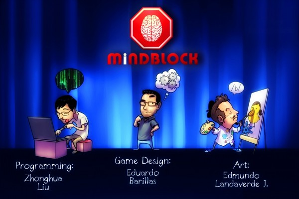 MindblockCartoon, Eduardo Barillas and Zhonghua Liu