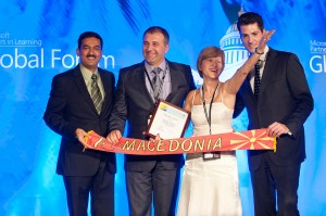 M.Vasileva, Partners in Learning Global Forum 2011