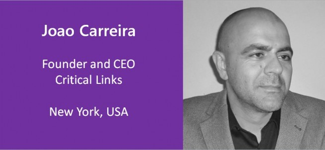 'Founder and CEO Critical Link