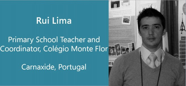 Rui Lima, Teacher - Portugal