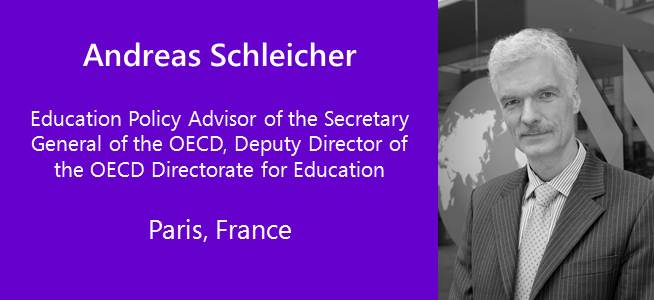 Andreas Schleicher, OECD - France