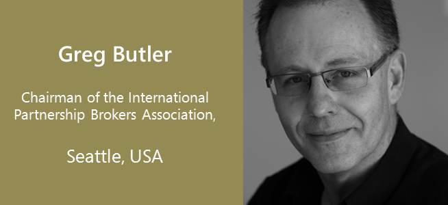 Greg Butler, Chair of the International Partnership Broker Association - USA