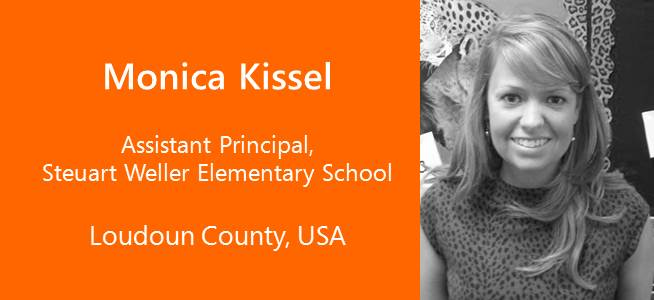 Monica Kissel, Assistant Principal - USA