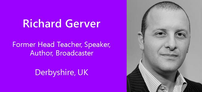 Richard Gerver - UK