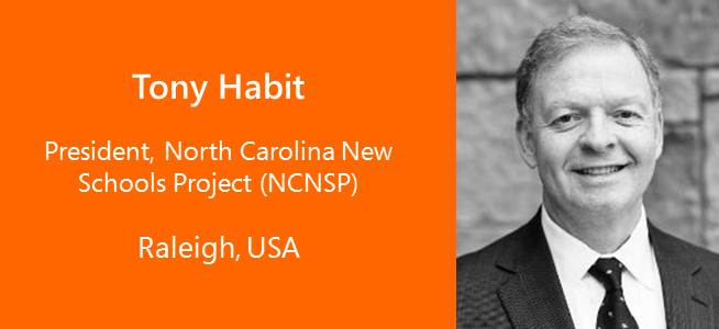 Tony Habit, President NCNSP - USA