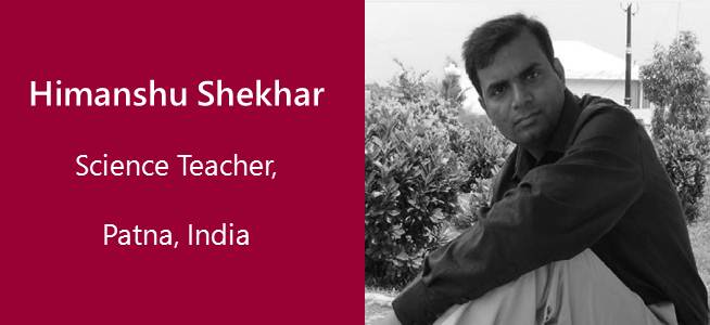 Himanshu Shekhar, Science Teacher - USA