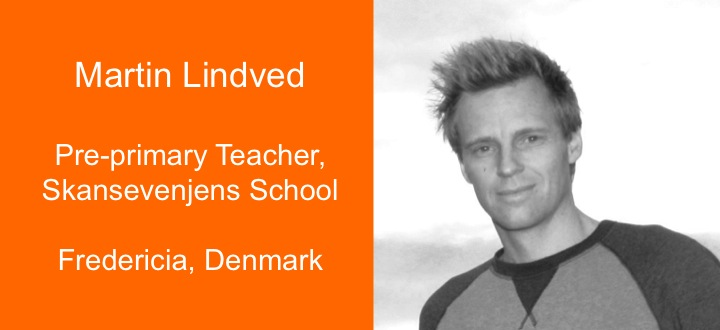 Martin Lindved, Pre-primary Teacher - Denmark