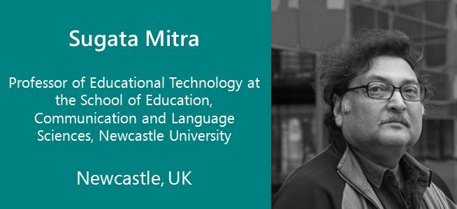 Sugata Mitra- UK
