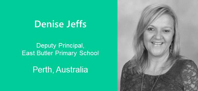 Denise Jeffs - Australia