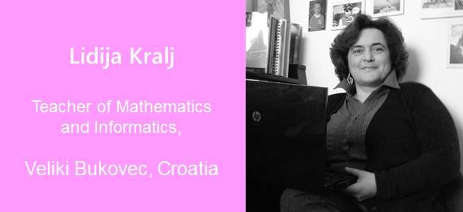 Lidija Kralj, Teacher - Croatia