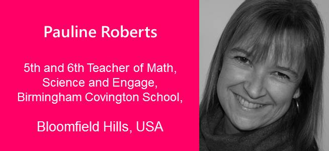 Pauline Roberts, Teacher - USA