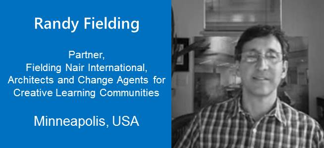 Randy Fielding, Partner, Fielding Nair International - USA