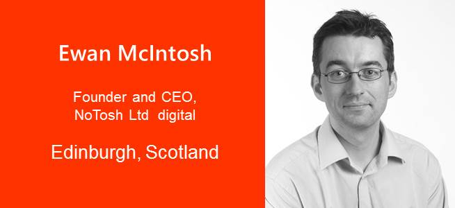 Ewan McIntosh - Scotland