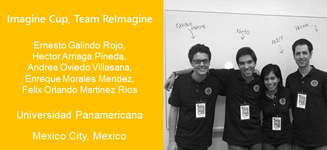 Team Reimagine - Mexico