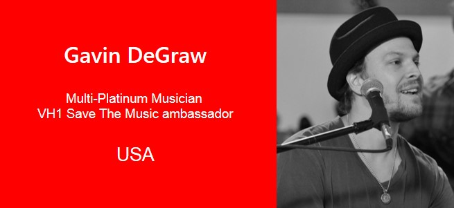 Gavin DeGraw - USA