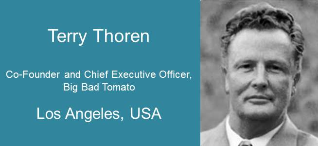 Terry Thoren - USA