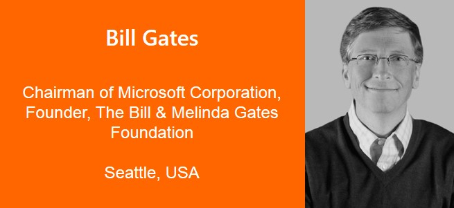 Bill Gates - USA