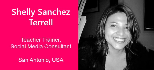 Shelly Sanchez Terrell - USA