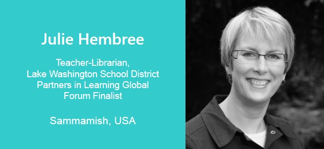 Julie Hembree - USA