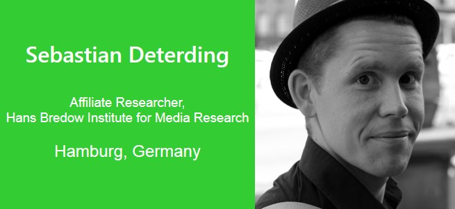 Sebastian Deterding - Germany