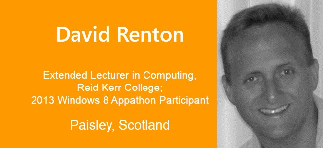 David Renton - Scotland