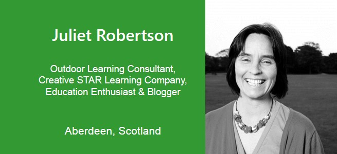Juliet Roberston - Scotland