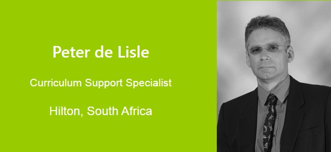 Peter de Lisle - South Africa