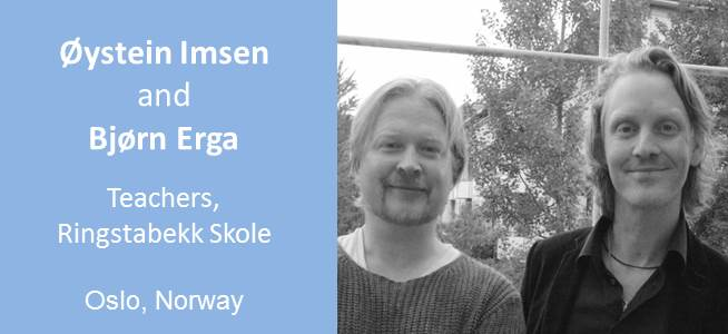 Øystein Imsen and Bjørn Erga - Norway