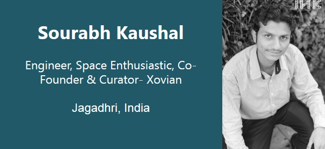 Sourabh Kaushal - India