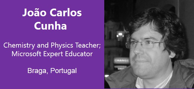 """Giving up doesn´t serve this kind of [special needs] student. They all have skills and learning abilities, but it's our job to give them the tools and the motivation they need to believe in themselves and, later on, become good professionals."" – João Carlos Cunha, Portugal"