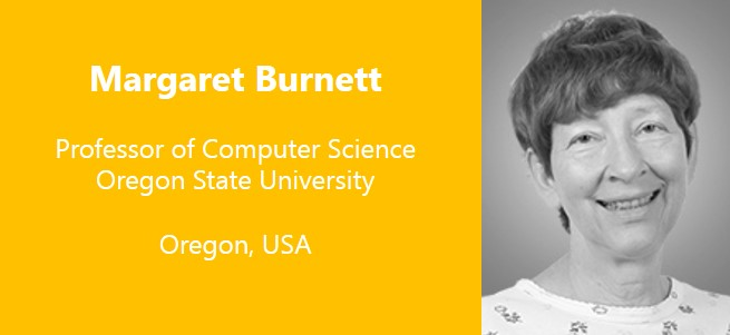 Margaret Burnett - USA