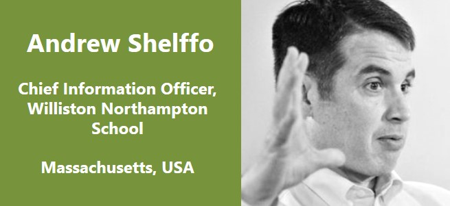 Andrew Shelffo - USA