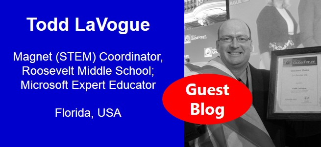 Todd LaVogue - Guest blog