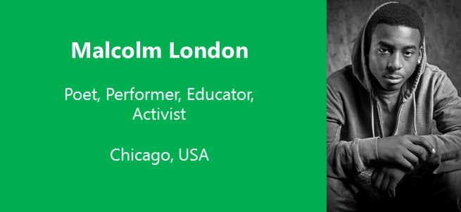 Malcolm London - USA