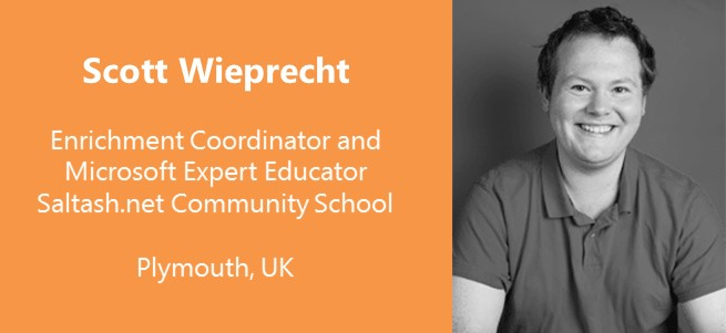 Scott Wieprecht - UK