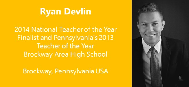 Ryan Devlin - USA