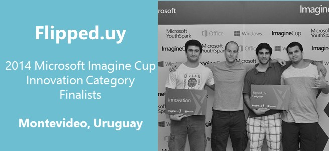 """Improving education is the best thing that could happen to humankind."" – Flipped.uy, Uruguay"