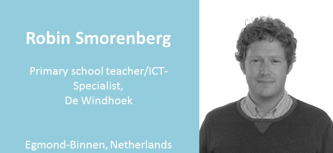"""We all learn in a different way, at a different pace, and as a teacher, it is practically impossible to cater to everyone's learning needs. But I strongly believe that we can make that a reality in the near future. The field of learning analytics is very promising and great things are already happening."" – Robin Smorenberg, The Netherlands"