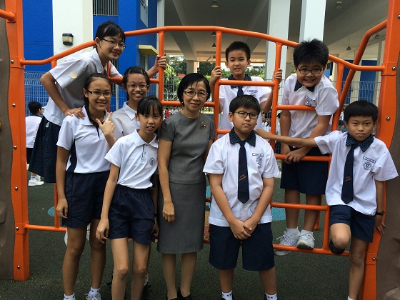 Preparing Singapore's Youth for a Global Future- Kew Mee Ying, Singapore