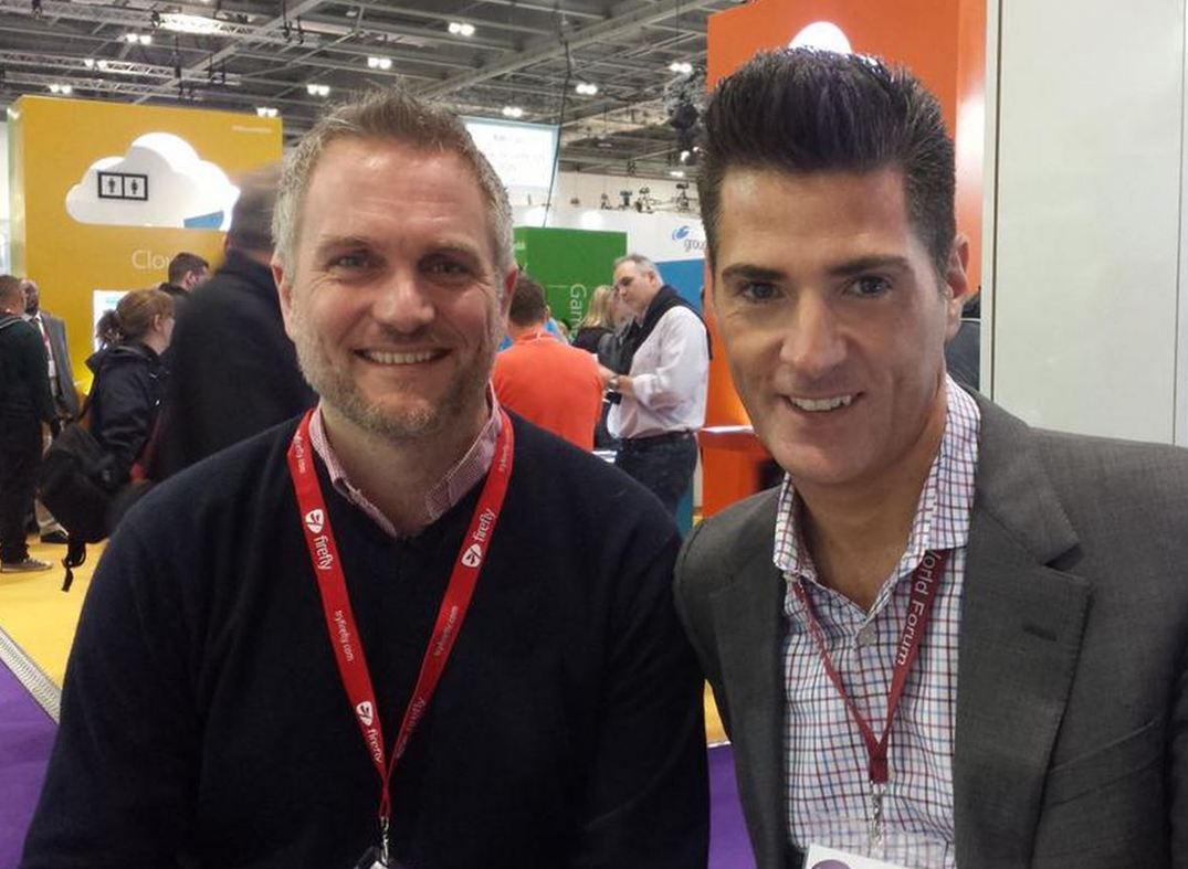 Conversations at BETT: Catching up with Magnus Johansson, Norway