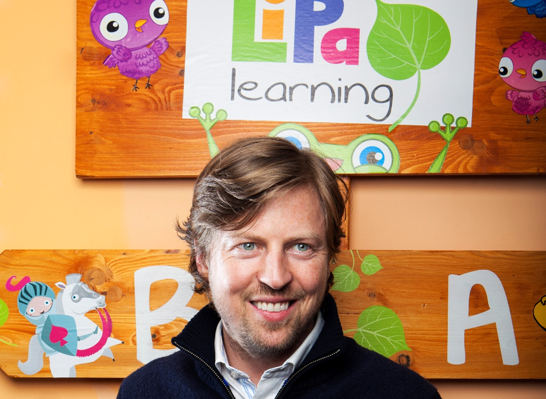 """Promoting a Life-long Love of Learning through Interactive Games."" – Tomáš Bárta, Czech Republic"