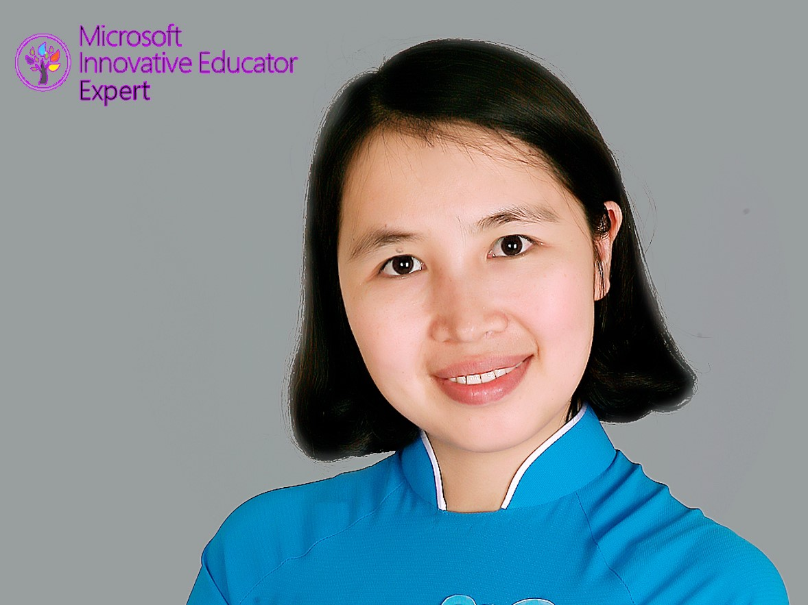 """Innovation is not trying something too strange and new. It is returning to your old places, using Microsoft tools to inspire students, making things more productive and organizing a better community."" – Tran Thi Thuy, Vietnam"